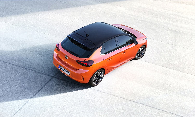 Prueba Opel Corsa eléctrico