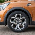 Prueba Renault Captur llantas