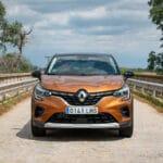 Prueba Renault Captur frontal