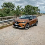 Prueba Renault Captur TCe GLP