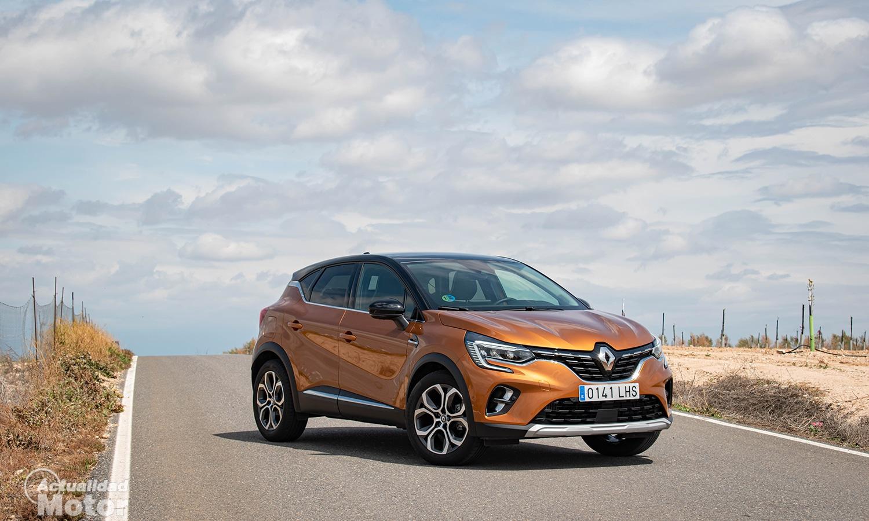 Prueba Renault Captur GLP