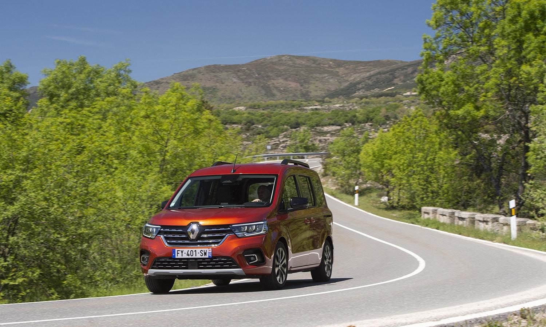 Prueba Renault Kangoo Combi diésel 95 cv