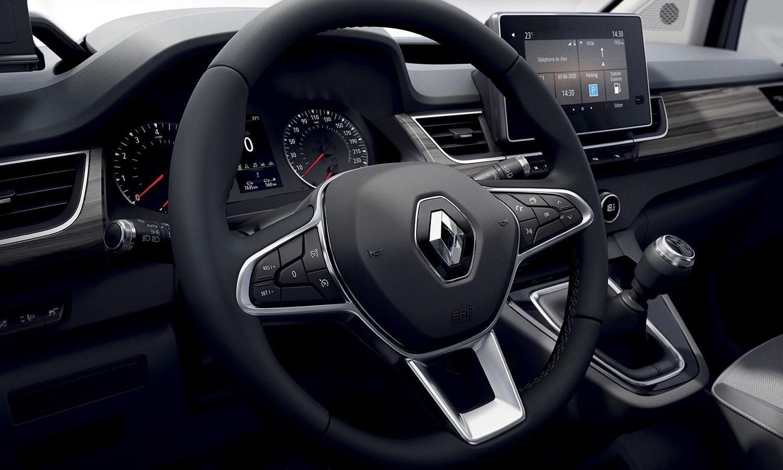 Prueba Renault Kangoo Combi volante