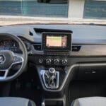 Prueba Renault Kangoo Combi salpicadero