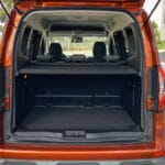 Prueba Renault Kangoo Combi maletero