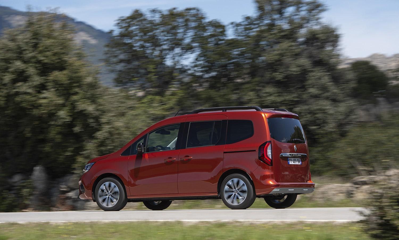 Prueba Renault Kangoo Combi lateral
