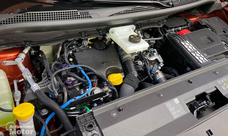 Prueba Renault Kangoo Combi motor diésel