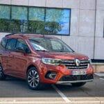 Prueba Renault Kangoo Combi