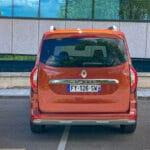 Prueba Renault Kangoo Combi trasera