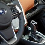 Prueba Subaru Outback interior