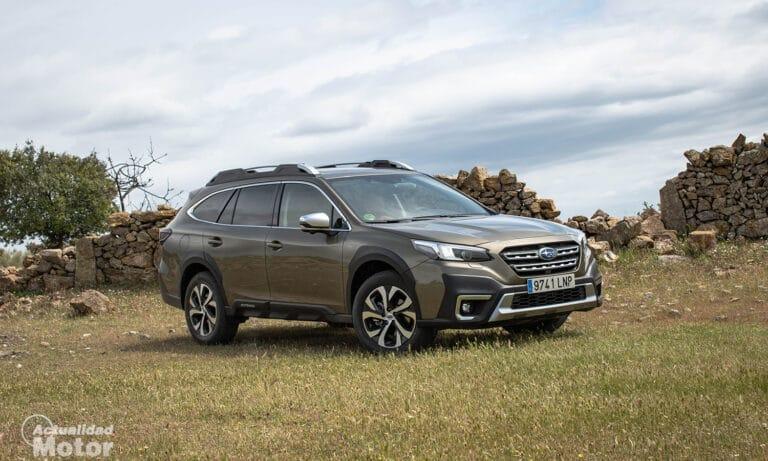 Prueba Subaru Outback