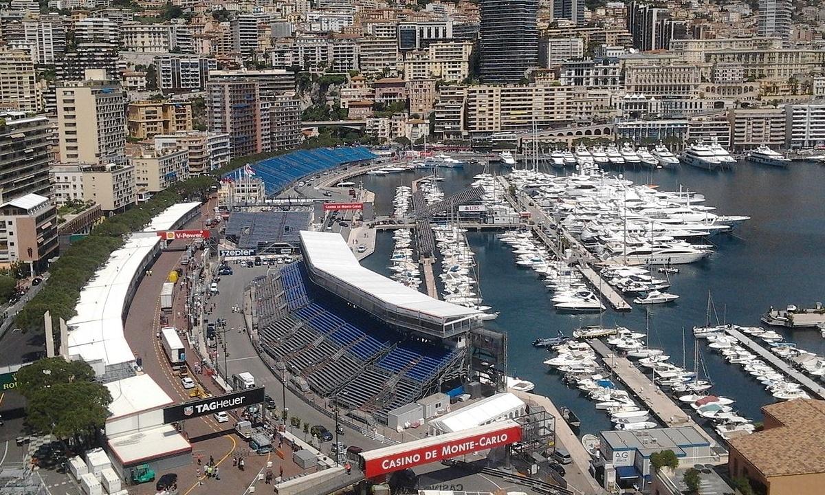 GP de Mónaco F1