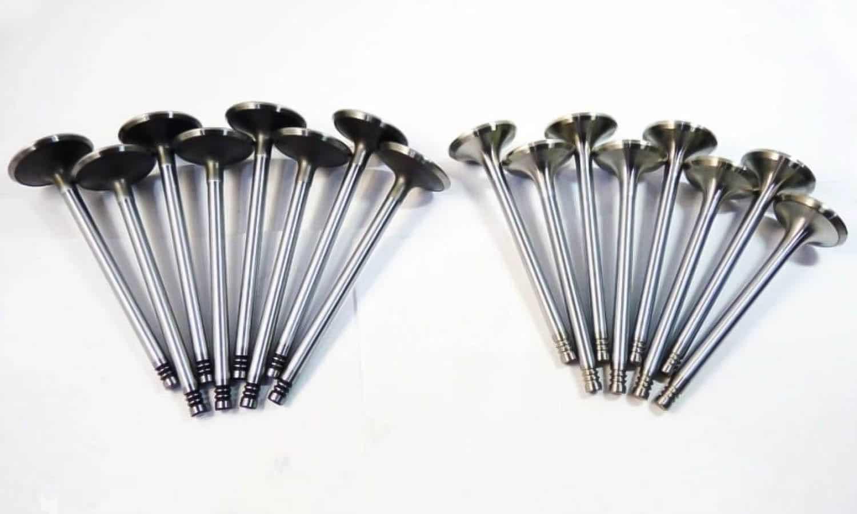 Tipos de válvulas del motor