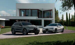 Alfa Romeo Giulia Web Edition - Alfa Romeo Stelvio Web Edition