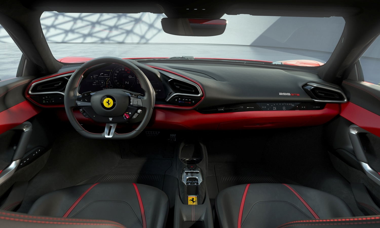 Ferrari 296 GTB PHEV 2022