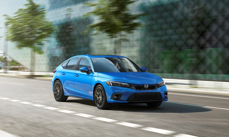 Honda Civic Sedán - World Car Awards