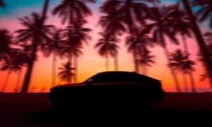 Honda Civic Hatchback teaser 2022