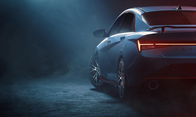 Hyundai Elantra N teaser image_2