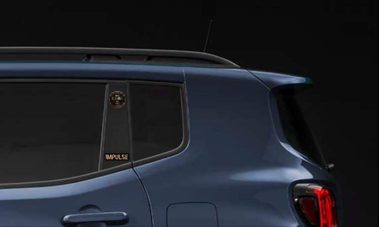 Jeep Renegade Impulse Special Edition