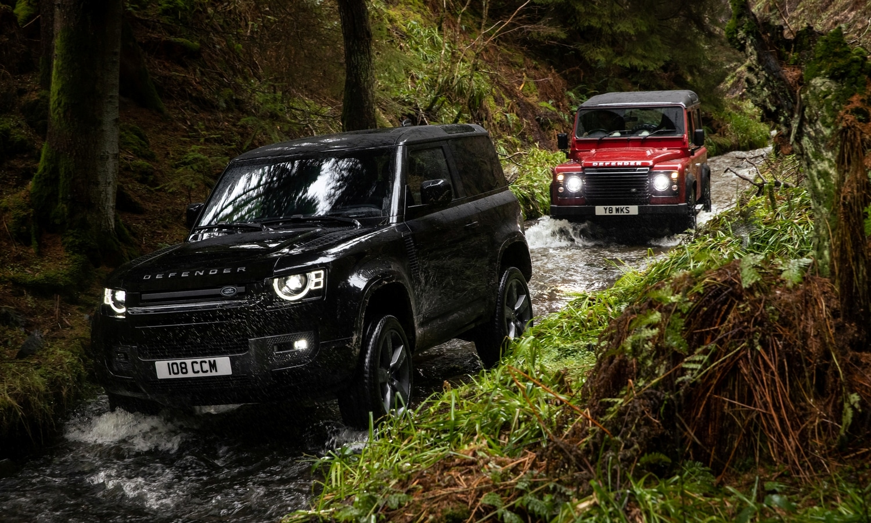 Land Rover Defender 90 Group