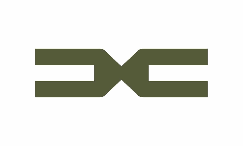 New Dacia emblem