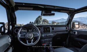 New Jeep Gladiator PHEV Plug-in Hybrid teaser