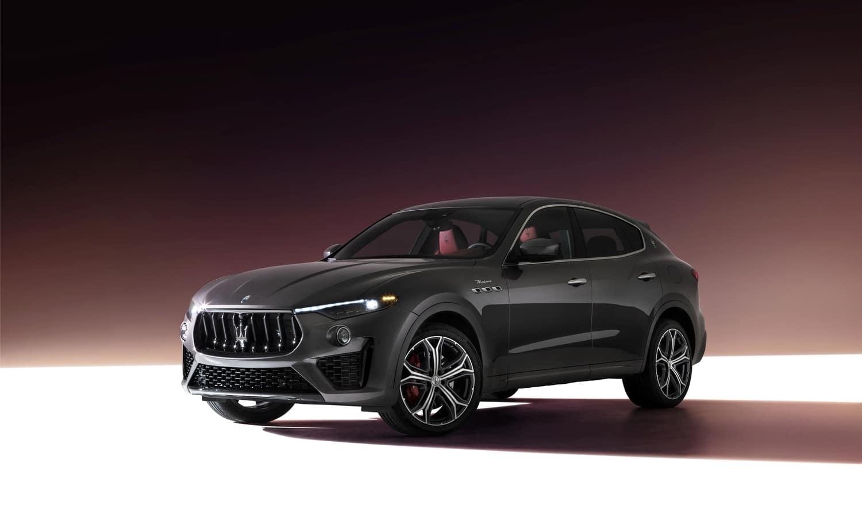 New Maserati Levante Modena MY22