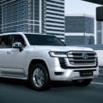 New Toyota Land Cruiser 2022