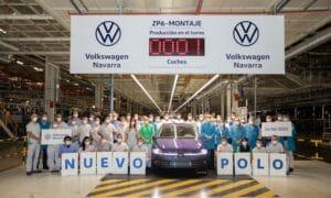 Nuevo Volkswagen Polo en la fábrica de Navarra