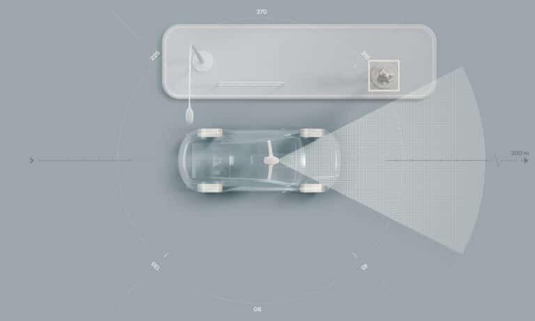 Sensors on electric successor to XC90 – LiDAR