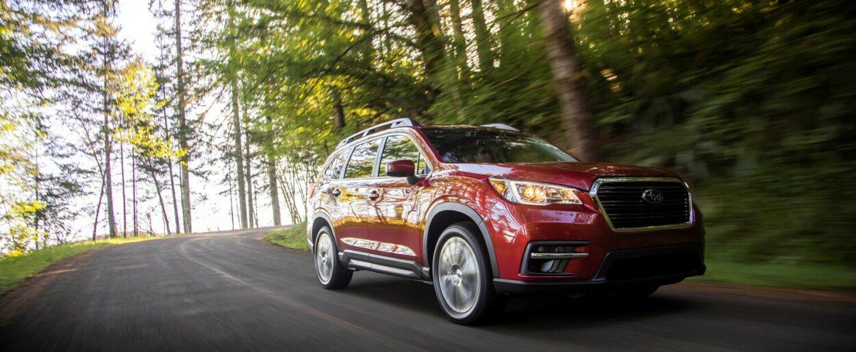 Subaru Ascent Limited 2020