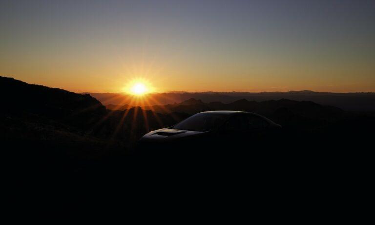 Subaru WRX MY2022 Teaser