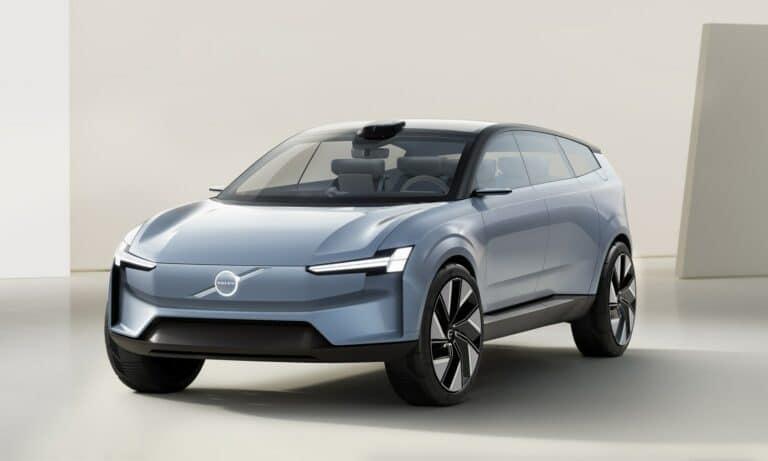 Volvo Concept Recharge