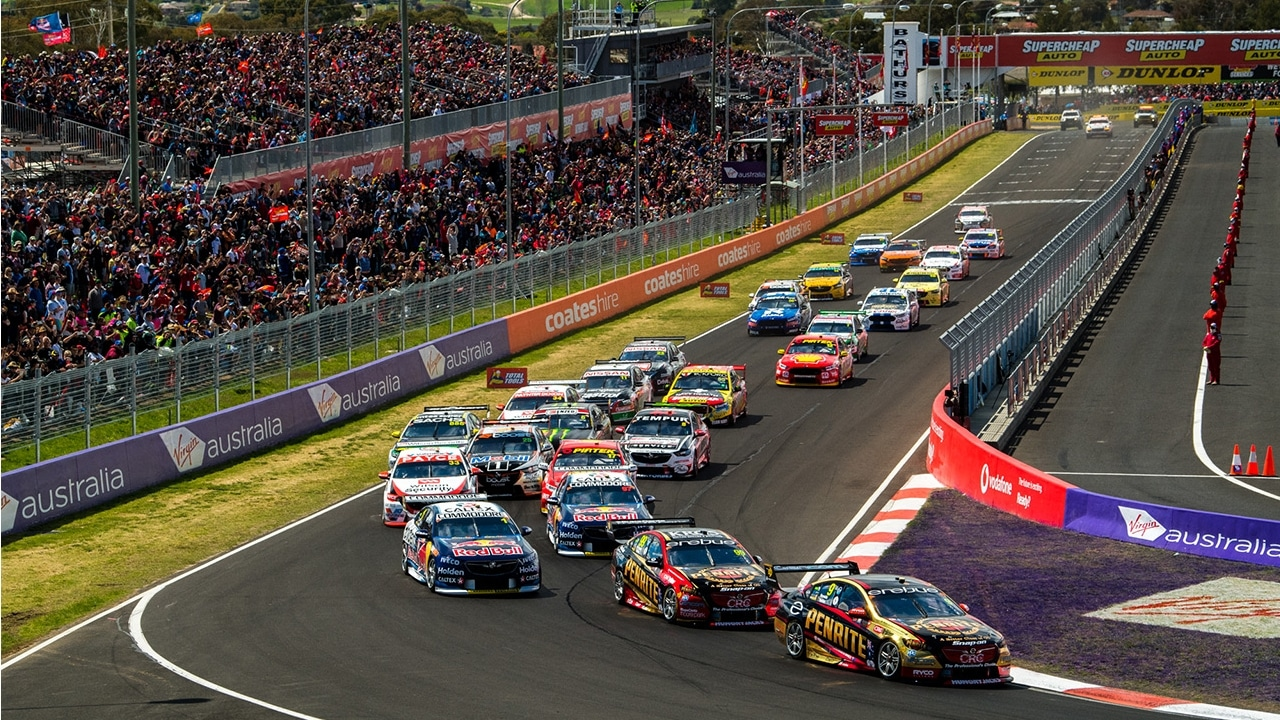 Bathurst 1000 eventos de motor