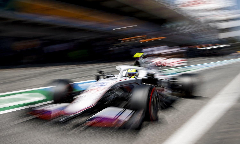 Fórmula 1 boxes