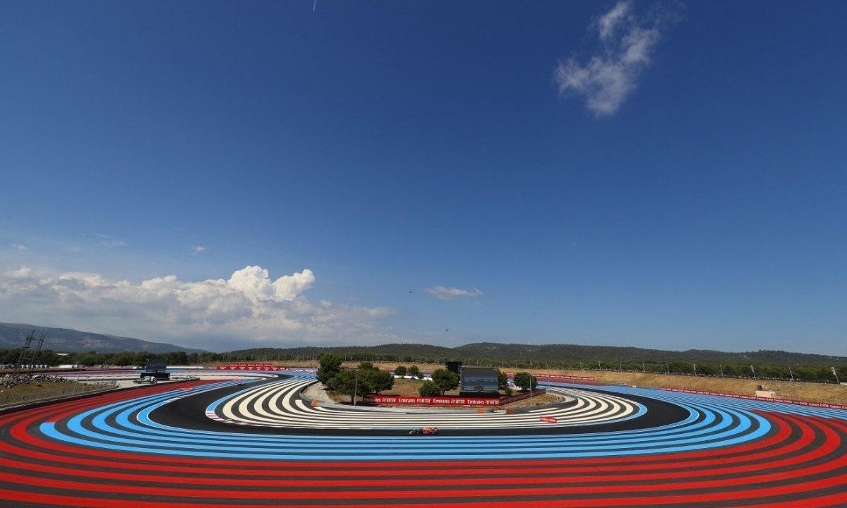 GP de Francia F1