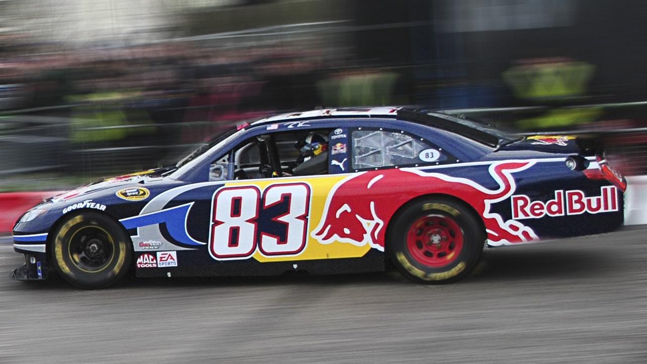 NASCAR eventos de motor