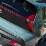 Hyundai Bayon pilotos de LED
