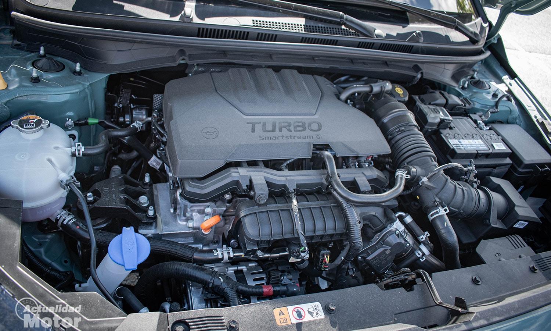 Prueba Hyundai Bayon motor 1.0 TGDI 100 CV 48V