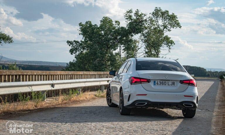 Prueba Mercedes Clase A Sedán