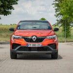 Prueba Renault Arkana RS Line frontal
