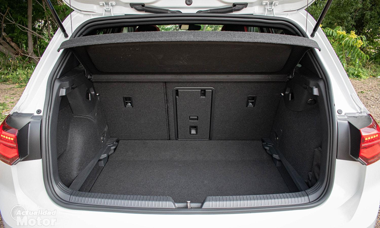 Prueba Volkswagen Golf GTI maletero