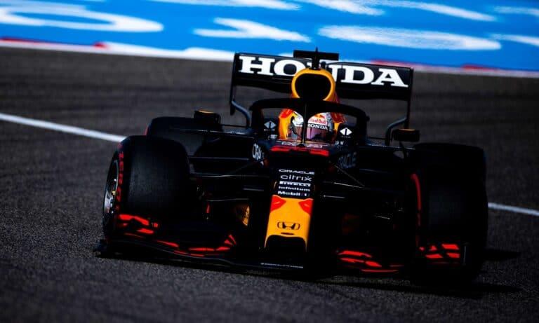 Red Bull F1 2021, GP de Austria