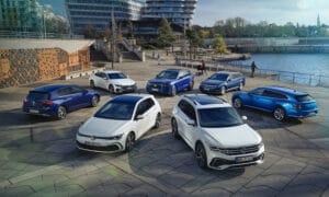 Prueba gama PHEV Volkswagen