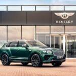 Bentley Bentayga Carbon Wheel