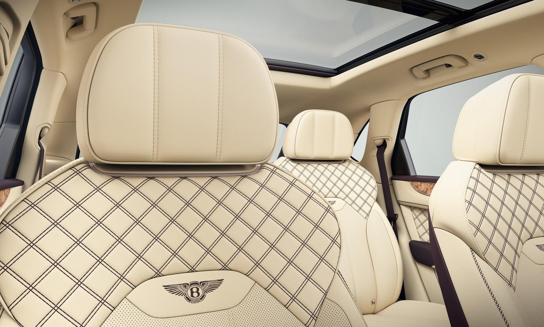 Bentley Mulliner 1000th Commission - 3 - 1000 Interior