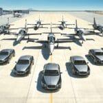 Bentley Mulliner 1000th Commission - 5 - Breitling Jet Formation