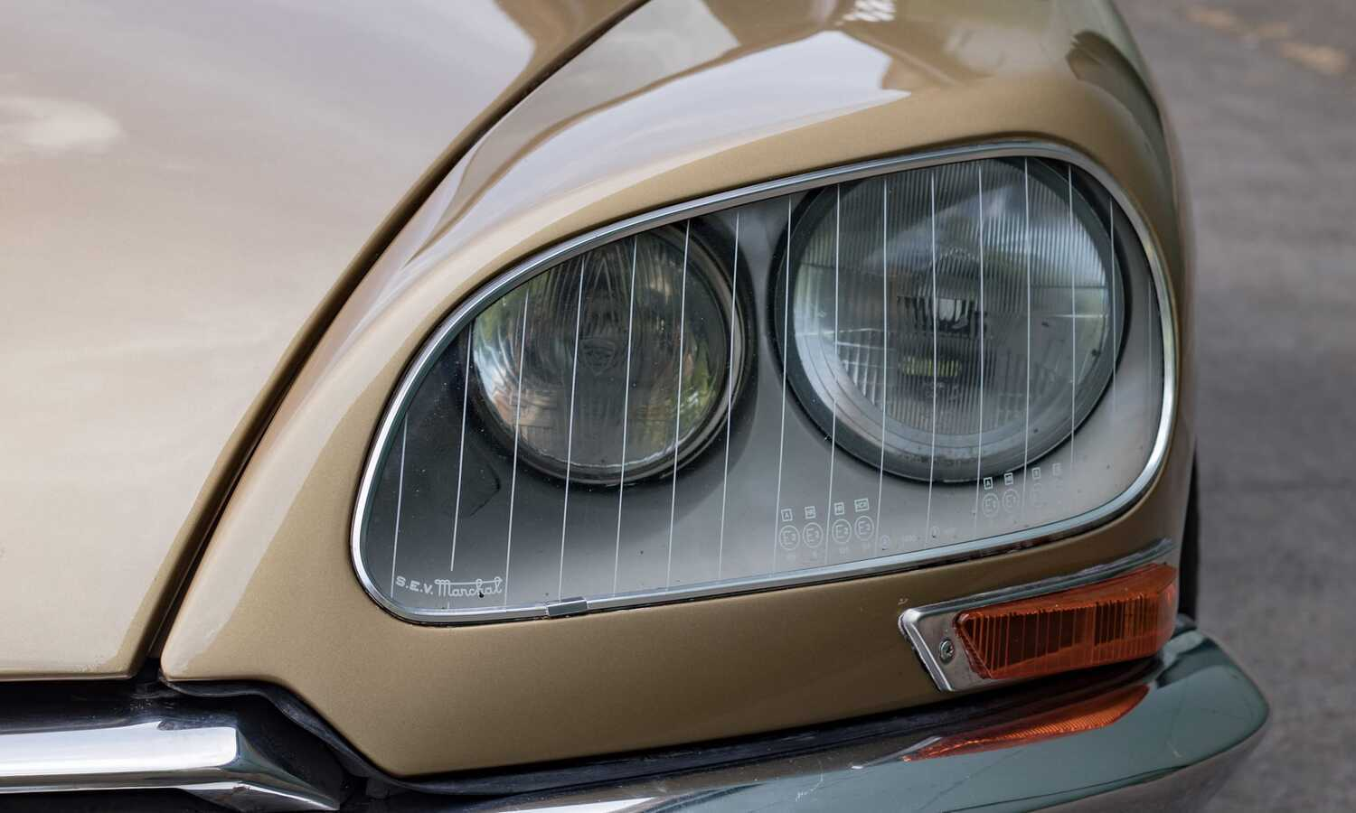 Citroen DS Electric by Electrogenic
