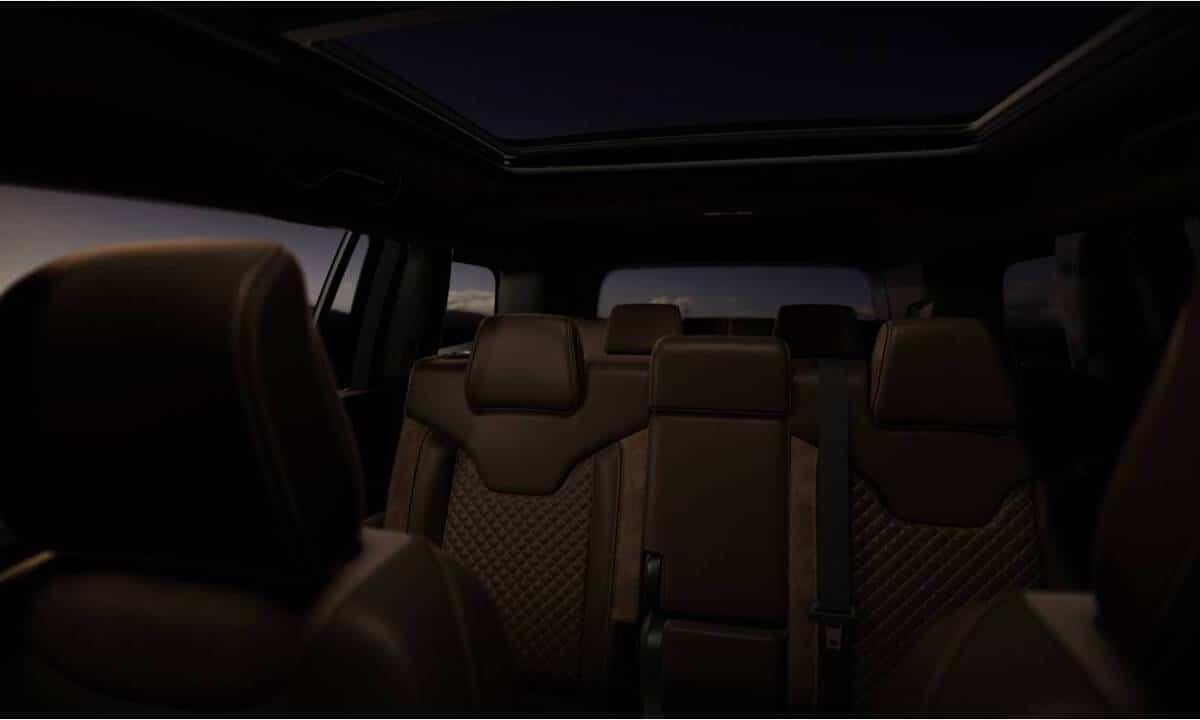 Jeep Commander teaser