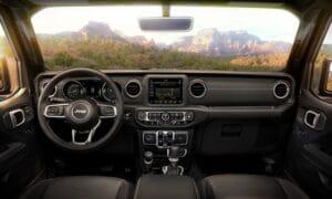 Jeep Performance Parts (JPP) presenta el nuevo parabrisas de repuesto Gorilla Glass